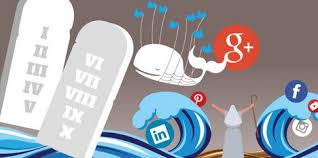 commandments of social media
