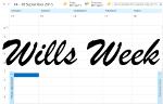 14-18 september wills week