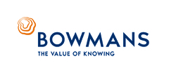 The new Bowmans logo