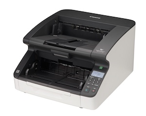 New Canon DRG2110 scanner for law firms