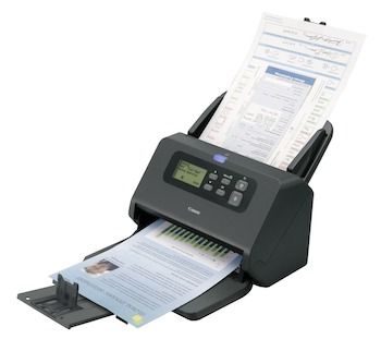 Canon DR-M260 scanner