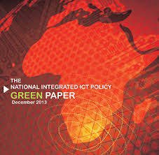 ICT POLICY GREEN PAPER