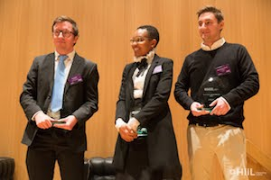 Winners of the Innovating Justice Event 2017
