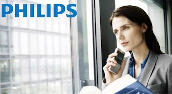 Lawyer using Philips DPM7200