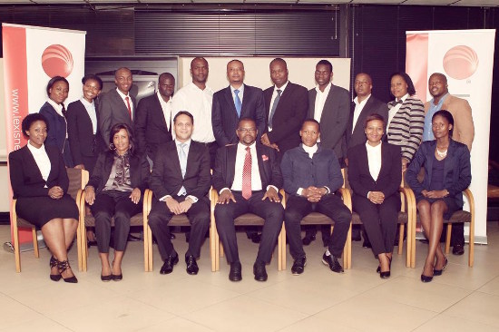 LexisNexis Pretoria AAP recipients