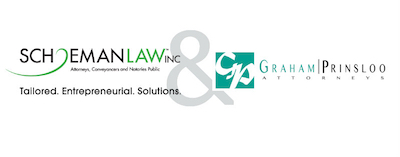 SchoemanLaw Inc and Graham Prinsloo Inc announces merger