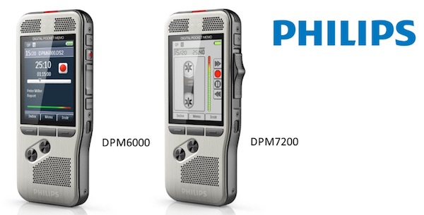 Philips DPM6000 and DPM7200