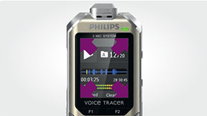 Philips DVT8000 large colour display