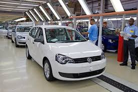 VW Polo Compact Electric for Uber type service