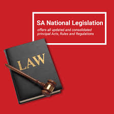 SA National Legislation by Sabinet