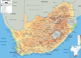 Sheriff areas in South Africa