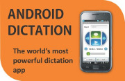 Android dictation