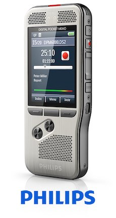 Philips DPM6000 from Powerhouse Dictation South Africa