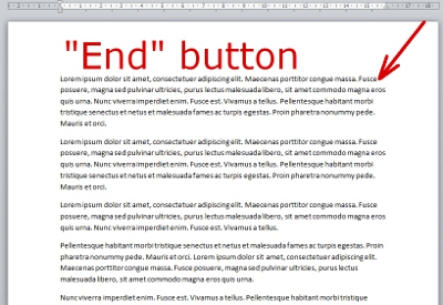 end-button