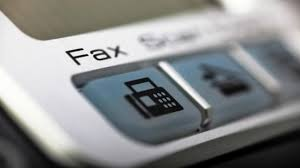 fax machines may come back to law firms