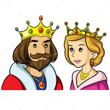 king and queen go fishing