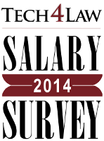 legal secretaries salary survey 2014