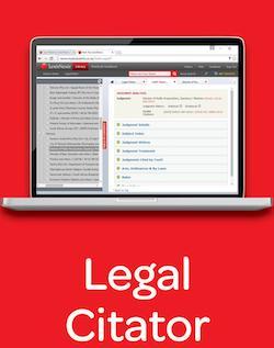 LexisNexis Legal Citator
