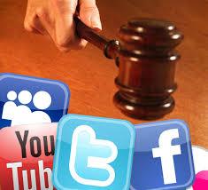 Litigation and social media