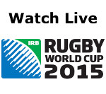 live rugby world cup 2015
