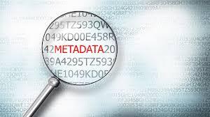 Be careful with document metadata
