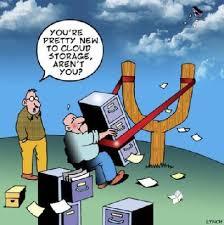 New to cloud storage