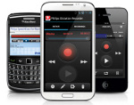 philips dictation hub phones