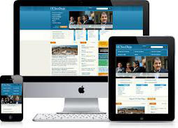 responsive web design for law firms