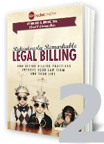 second tip on legal billing