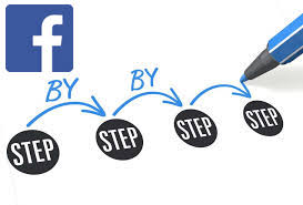 Step by step guide to a Facebook page for a law firm