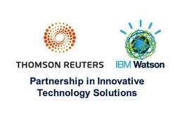 thomson reuters partners with ibm watson