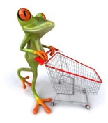 trolley-frogs