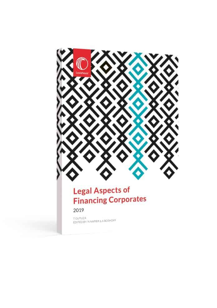 Legal aspects of financing corporates book