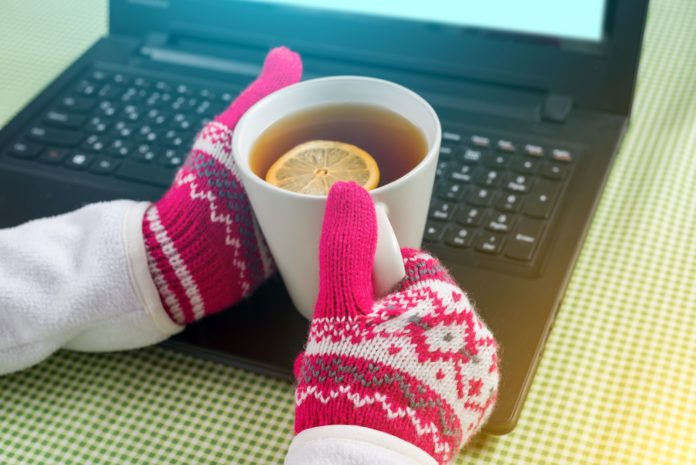 Tea - working from home