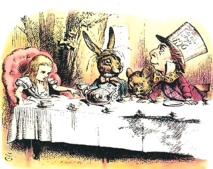 Alice in Wonderland on Accounting for Lawyers