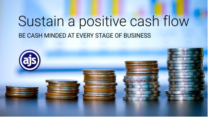 Be cash minded at every stage of business