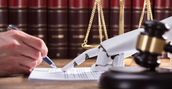 AI in the legal sector