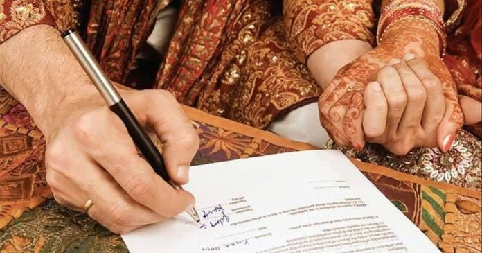 Registered Indian Marriages