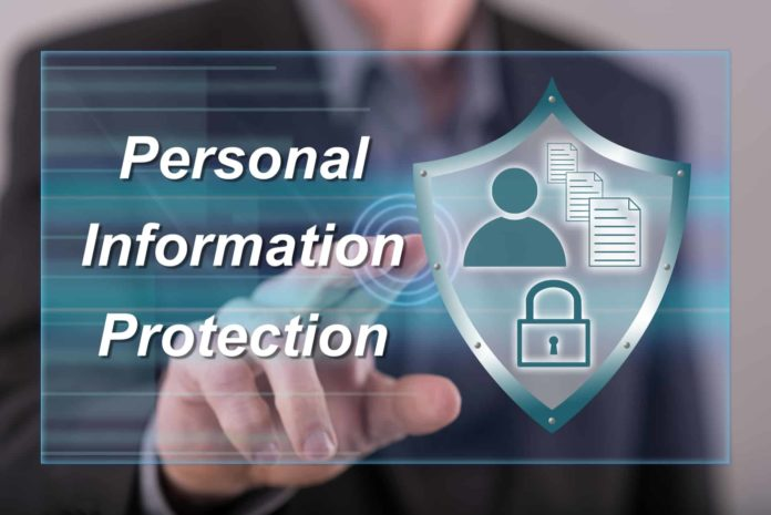 Personal Info Protection
