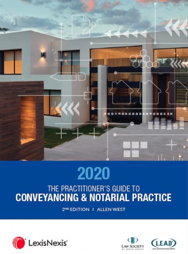 Practitioners Guide to Conveyancing 2020