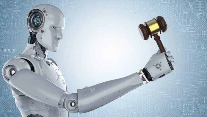 BBC News article on Robot Lawyers