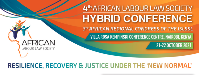 African Labour Law Society Conference 2021