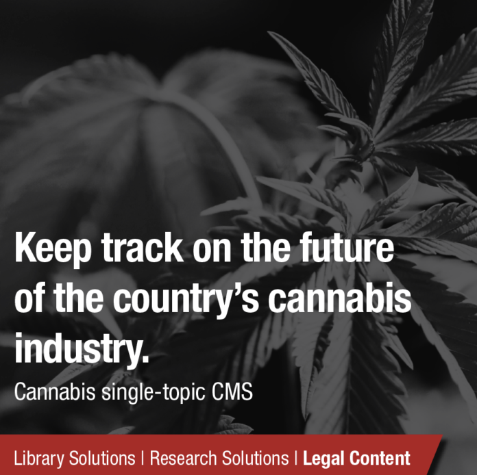Cannabis customised monitoring service
